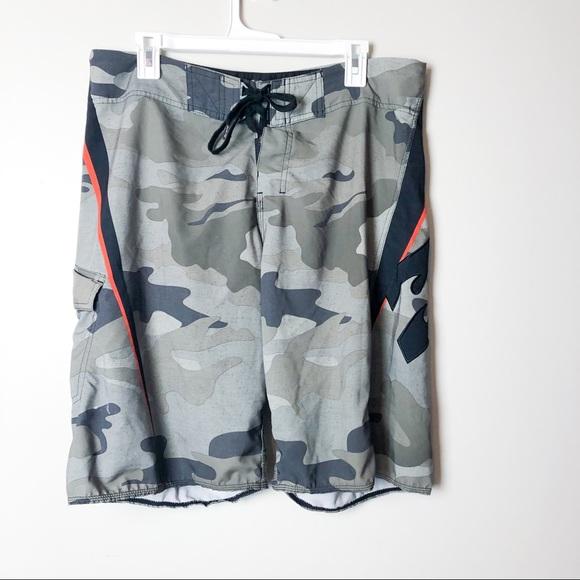 Billabong Camo Board Shorts